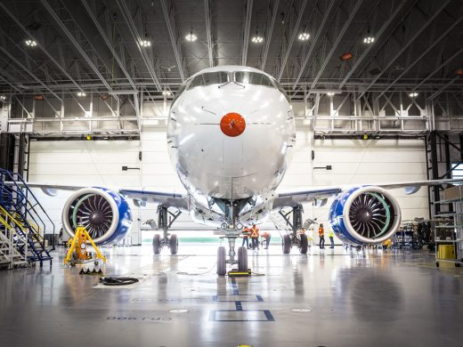 JetBlue is reconsidering CSeries order.