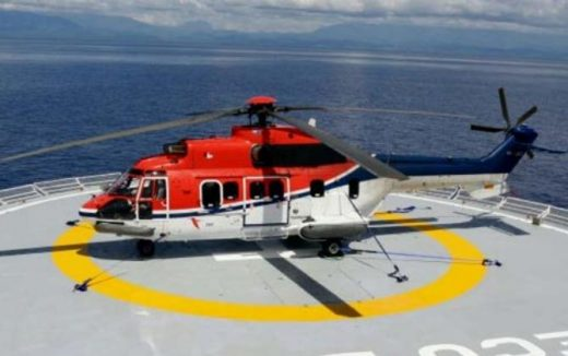 CHC Helicopters is in bankruptcy.