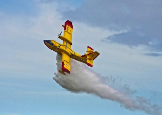 Viking Air, of Victoria, has purchased the CL-415 program.