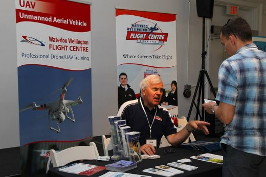 Flight schools, airlines and other aviation companies took part in Northern Escape