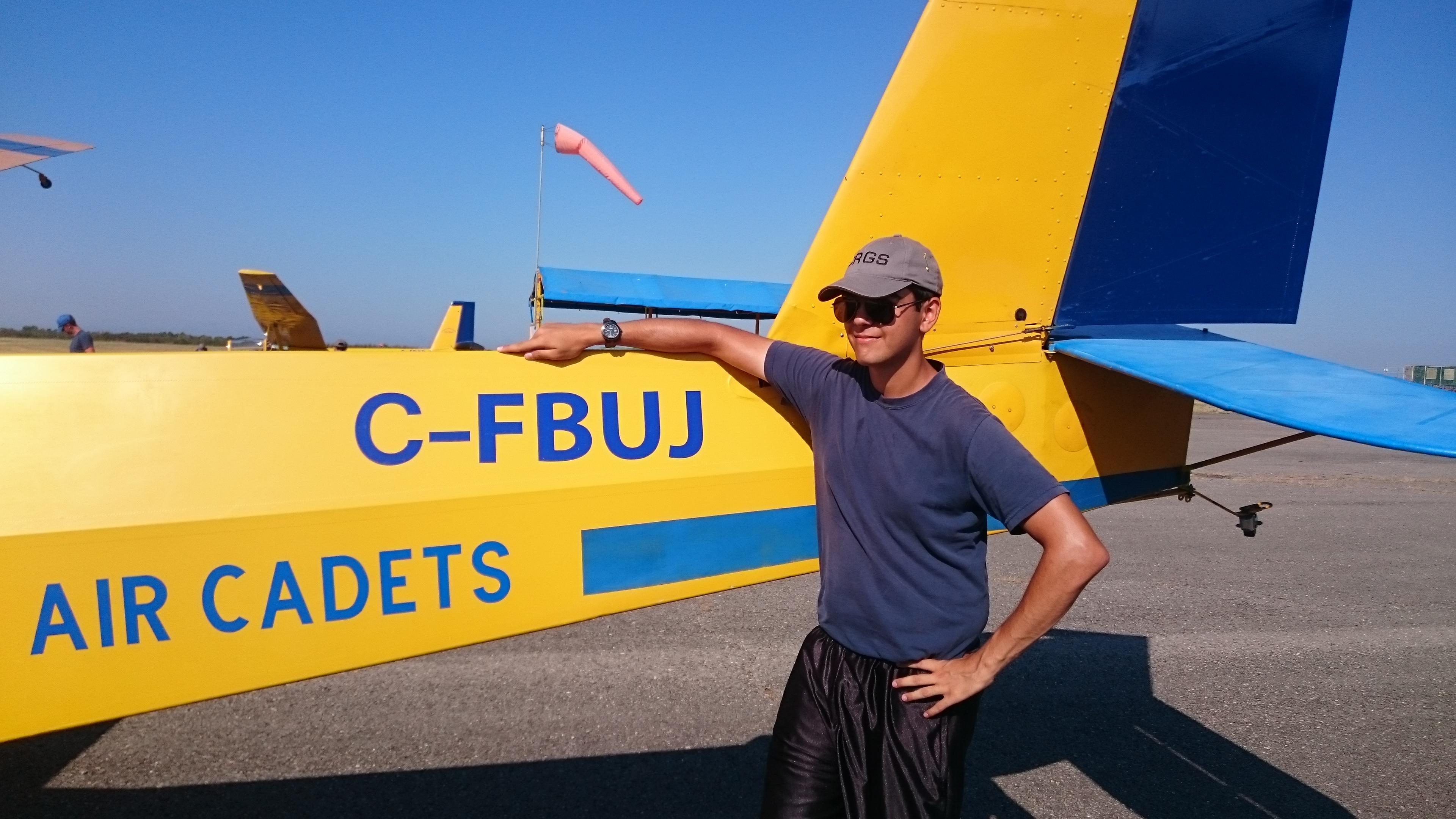 Summer Papple - Canadian Aviator Magazine