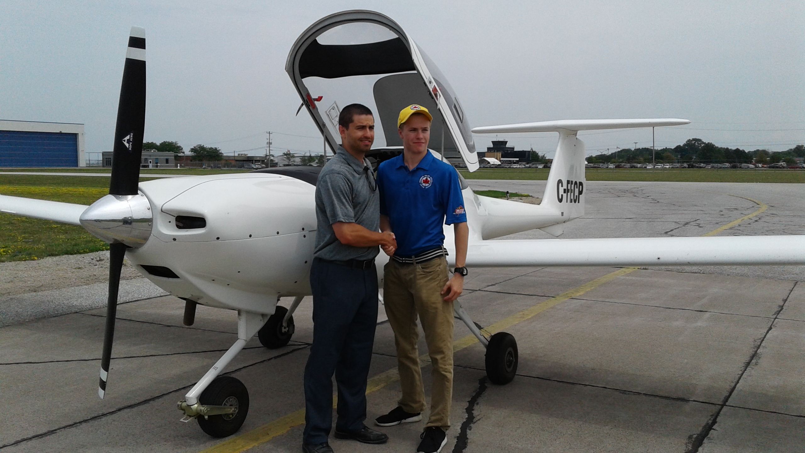 First-solo-pic-with-Instructor