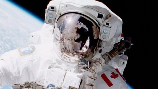 Chris Hadfield is the Canadian who has spent the most time in space.