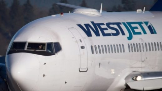 The union movement is active again at WestJet.