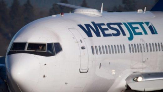 The union movement is active again at WestJet.