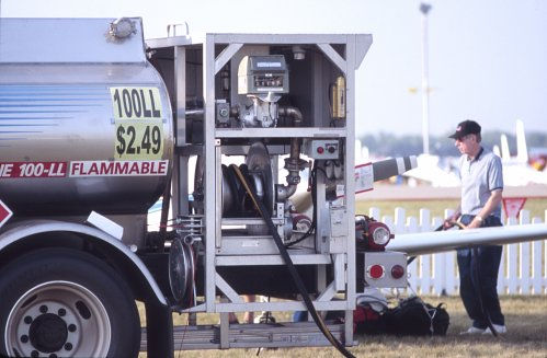 Operators Cope With Avgas Issues