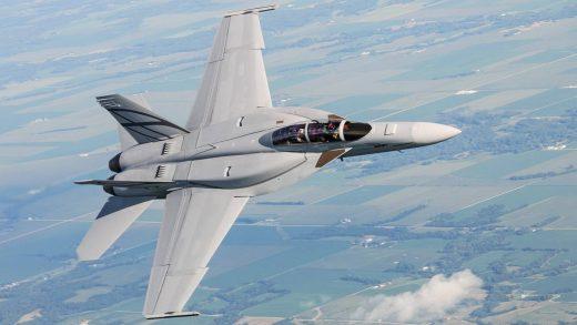 Boeing Cagey On Fighter Bid