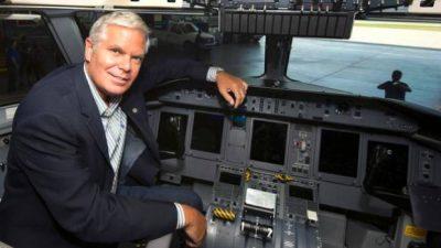 Saretsky 'Retires' at WestJet
