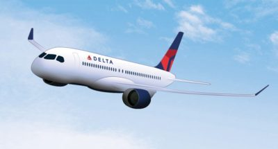 Delta CSeries Deliveries This Year