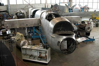 Lanc May Move to B.C. Museum