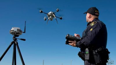 Drone Tests Permitted