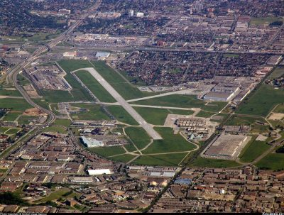 Bombardier Sells Downsview