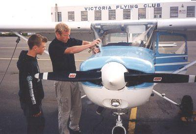 Flight School Focuses On Instructors