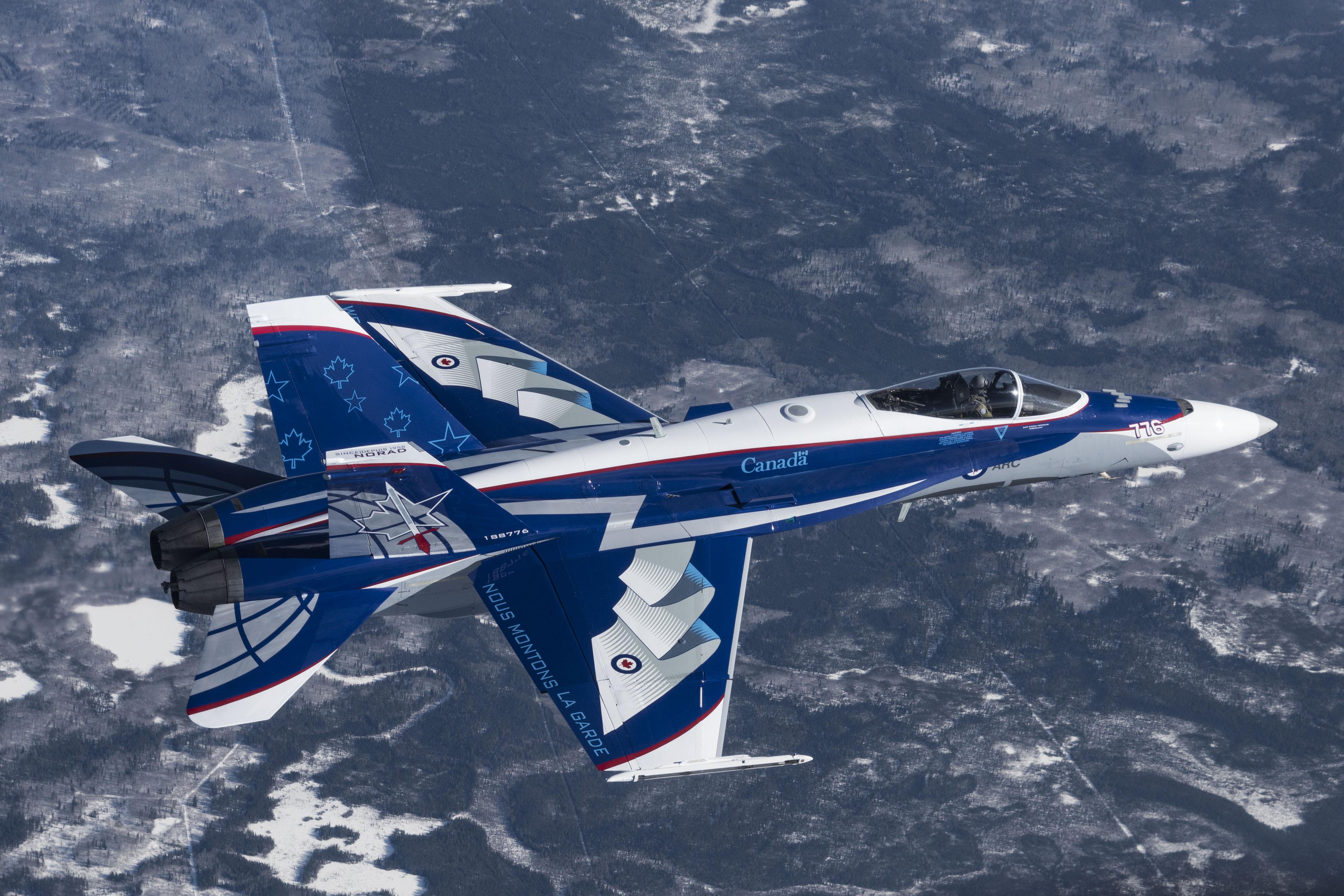 Chad Joinson - Canadian Aviator Magazine