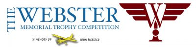 Webster Finalists Announced