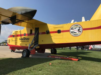 Big Canadian Presence at AirVenture
