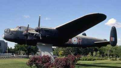Ex-Toronto Lanc May Fly Again