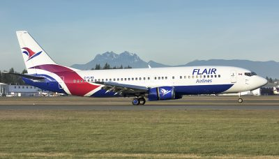 Flair Pilot Calls Cops On Passengers