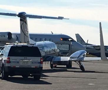 Mid-air Collision Near Ottawa (Update)
