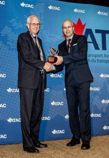 Abramson Award Goes to Wayne Cave