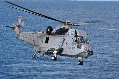 Sikorsky Tribute to Canadian Sea Kings