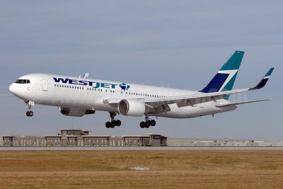 WestJet Wants $65,000 From Drunk Passenger