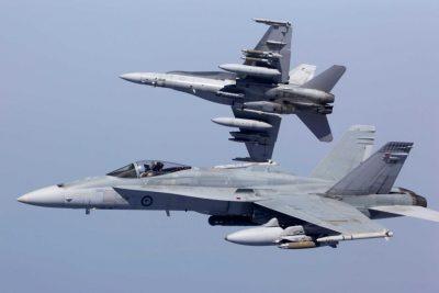 Australian F/A-18 Deal Complete