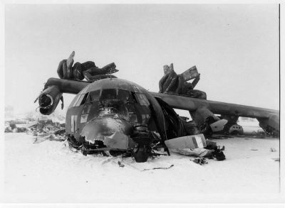 RCAF Alaska Crash Remembered