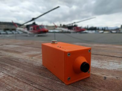 Video-Based Flight Recorder Unveiled