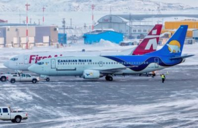 First Air, Canadian North Merger Begins