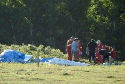 Glider, Tow Plane Collision Kills Two
