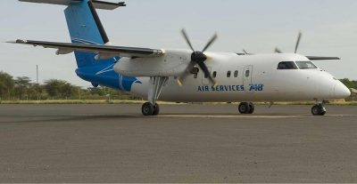 Legacy Dash-8s Become Freighters, Too