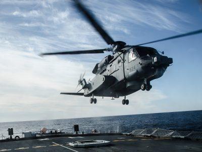 Pilot/Autopilot 'Conflict' Preceded Cyclone Crash