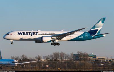 WestJet Offers COVID-19 Insurance