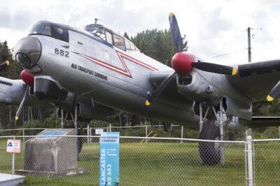 Lancaster Restoration Resumes