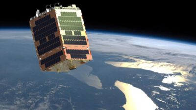 Quebec Attracts Big Satellite Project