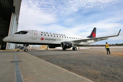 Regional Airline Consolidation Ends Sky