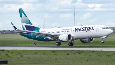 WestJet Restores, Adds Routes