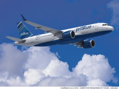 JetBlue To Fly First Canadian Route