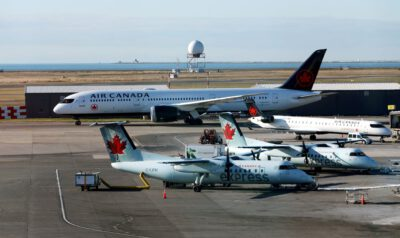 Air Canada Deal Sets Bailout Tone
