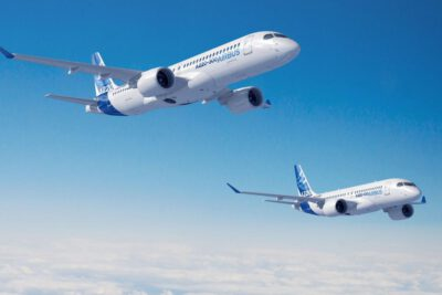 Airbus and Nav Canada Partner in CO2 Reduction Initiative