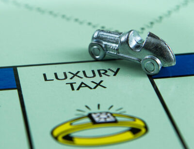 Aircraft Luxury Tax In Budget