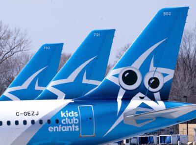 European Competition Rules End Air Transat/Air Canada Deal