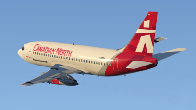 Canadian North Phasing Out 737-200s