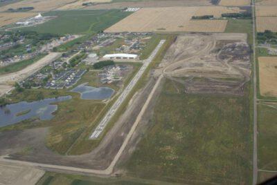 Okotoks Air Ranch Closing Runway