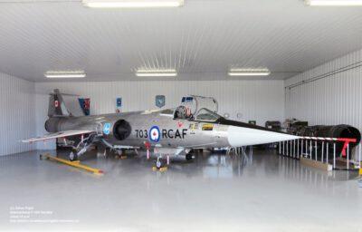 Starfighter Acquired By Winnipeg Museum
