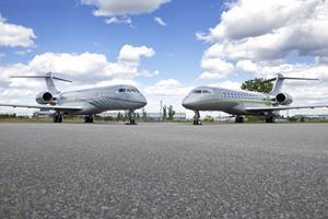 Bombardier's Good Week