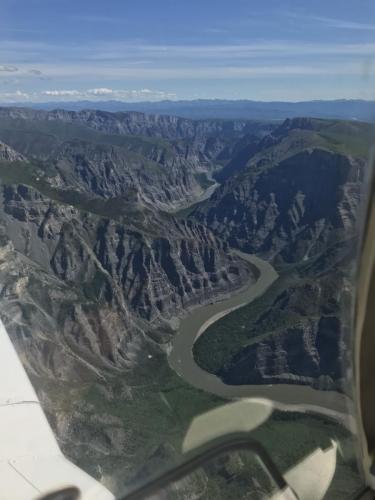 Downstream from Virginia Falls
