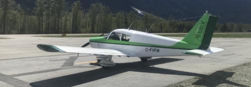 Steve Drinkwater's Plane